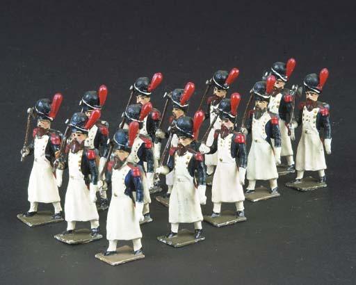 Mignot 1er Empire Napoleonic I