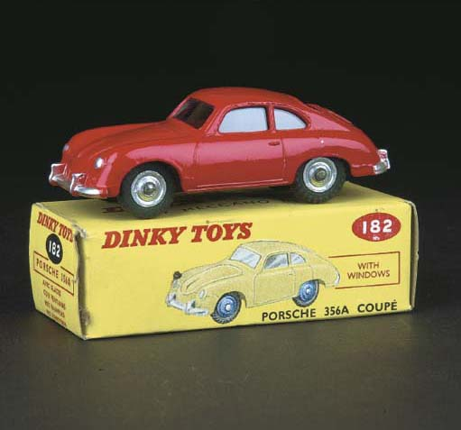 Dinky Sports and US Cars, 1950