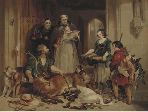 John Morris, after Sir Edwin H