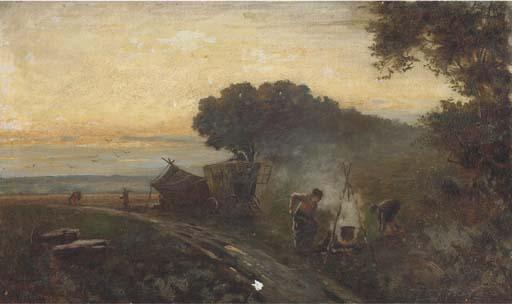 Henry Martin (British, 1835-19