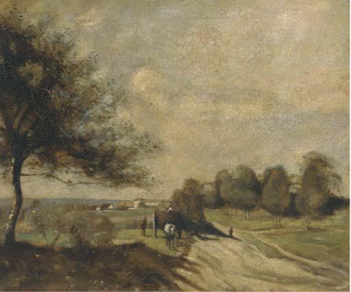 Follower of Jean-Baptiste Coro