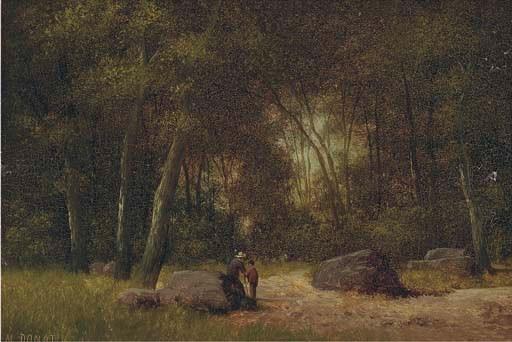 M. Donat (French, 19th Century