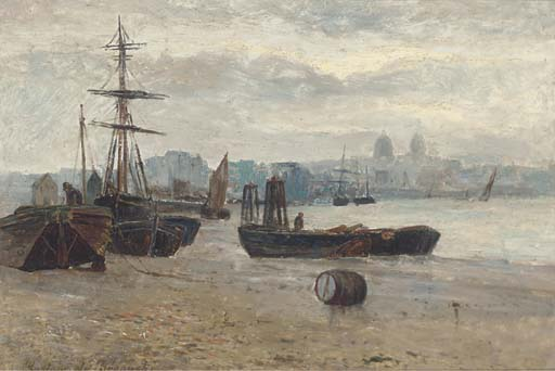 Gustave de Breanski (British,