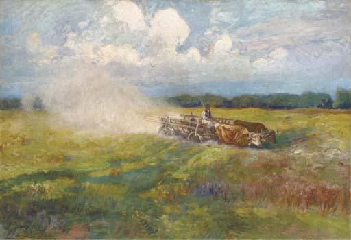 Ignac Ujvary (Hungarian, 1880-
