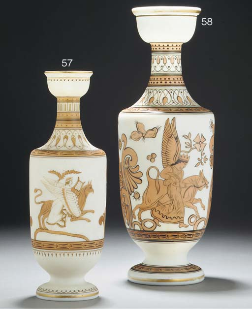 An 'Etruscan'-style vase