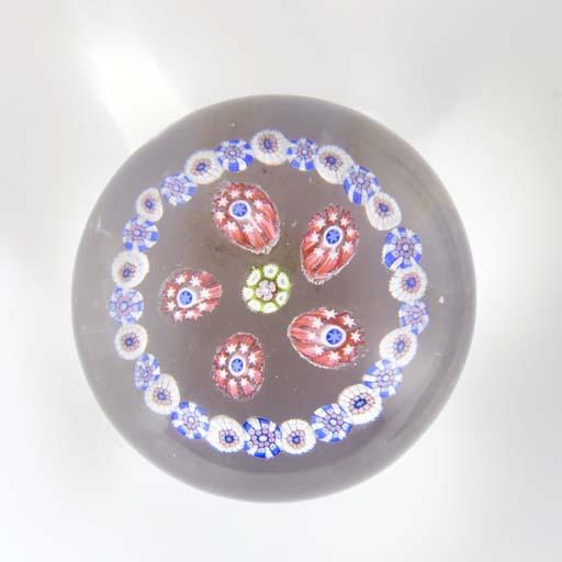 A St Louis patterned concentri