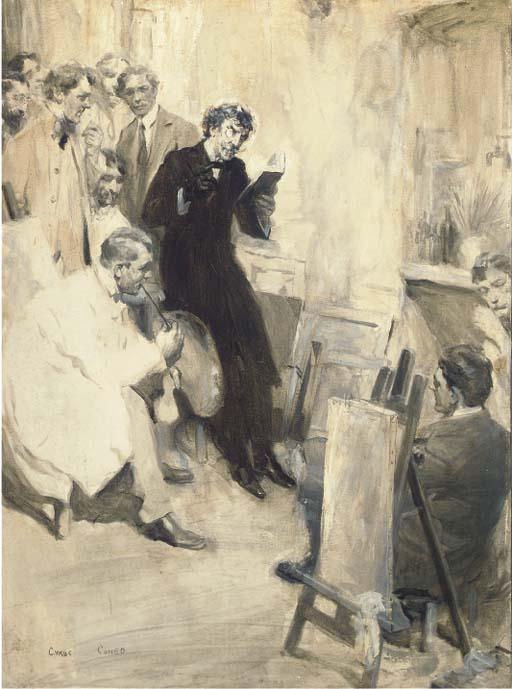 Cyrus Cuneo (1880-1916)