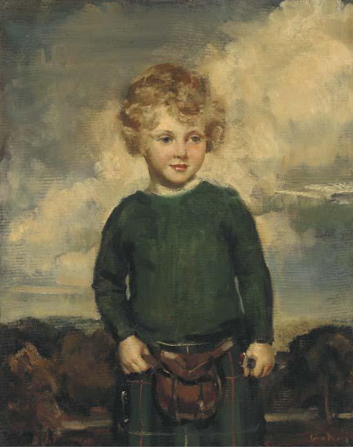 Simon Elwes, R.A. (1902-1975)