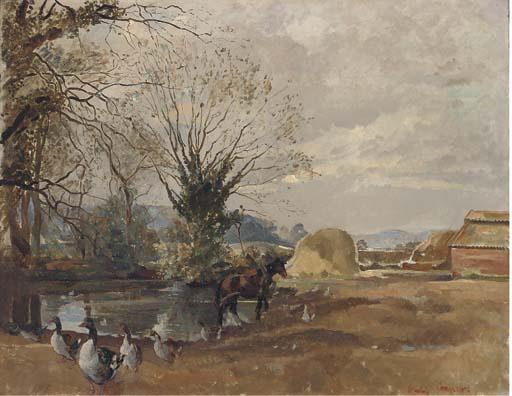 Philip Connard, R.A. (1875-1958)