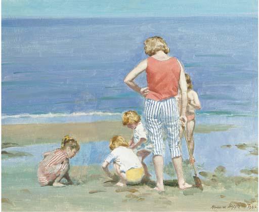 Norman Hepple, R.A. (1908-1994