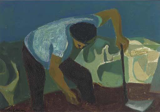 Morris Kestelman, R.A. (1905-1998)