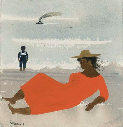 Mary Fedden, R.A. (B.1915)