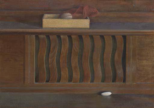 David Tindle, R.A. (b.1932)