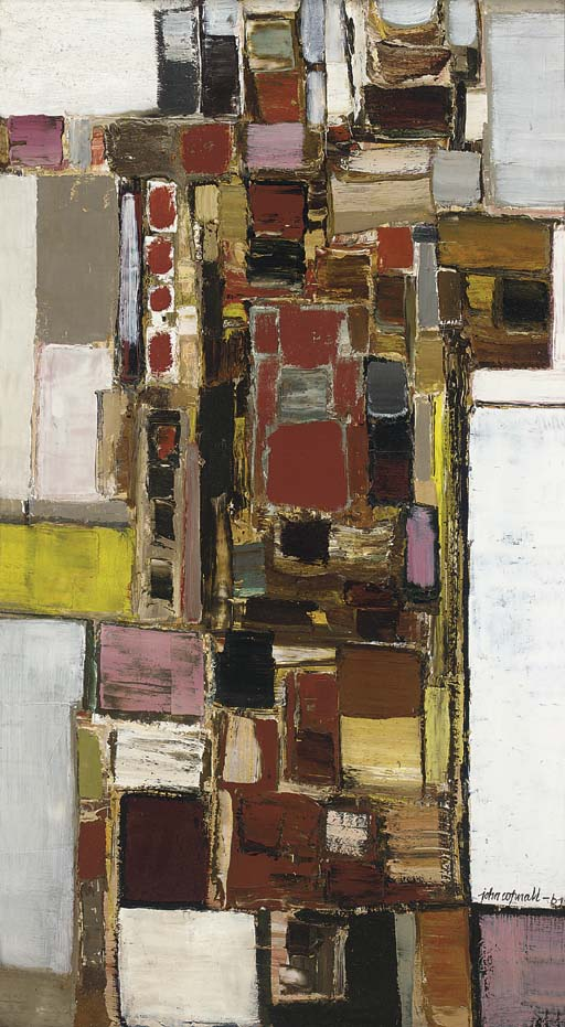John Copnall (B.1928)