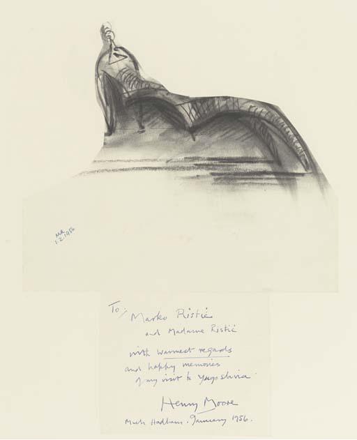 Henry Moore, O.M. C.H. (1898-1