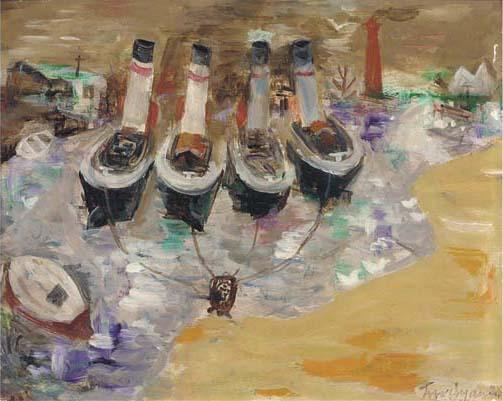 Julian Trevelyan, R.A. (1910-1
