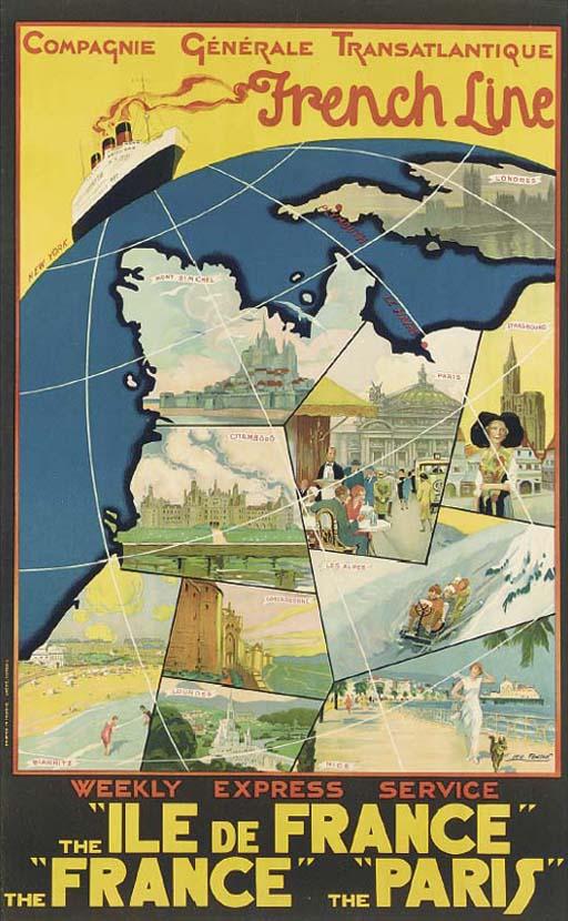 FONTAN, LEO (1884-1965)