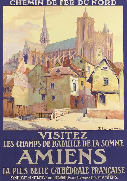 LACAZE, JULIEN (1886-1971)
