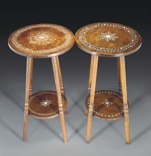 A matched pair of Hoshiapur ta