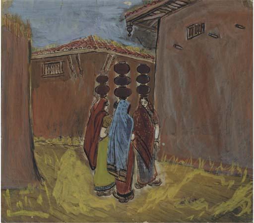 NARAYAN SHRIDHAR BENDRE (INDIA