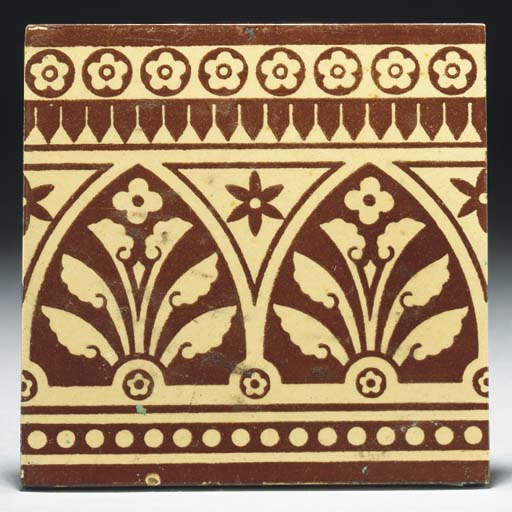 Twenty Minton Hollins Tiles
