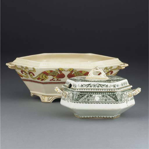 A Wedgwood & Co. Tureen and Co