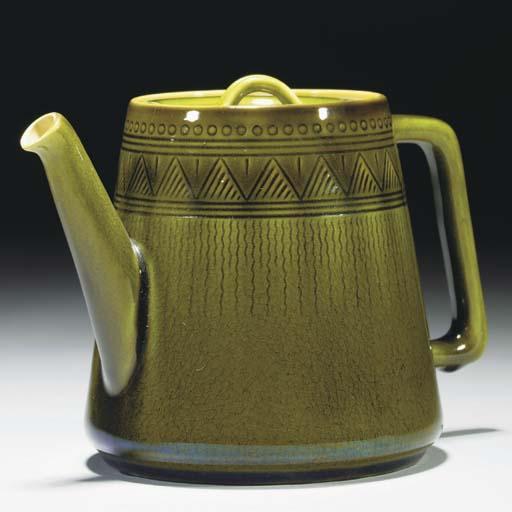 A Linthorpe Teapot