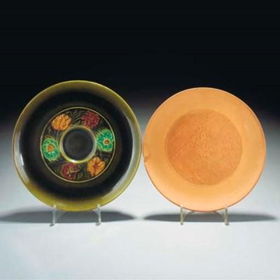 A Linthorpe Plate