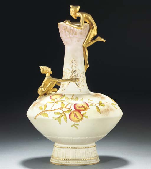 An Old Hall Vase