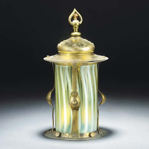 A Brass Lantern