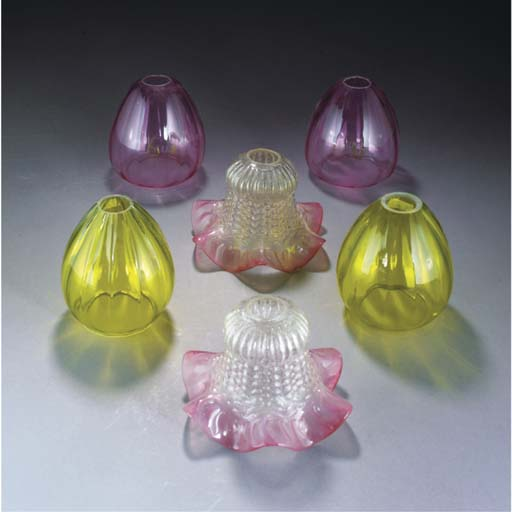 A Quantity of Various Glass Sh