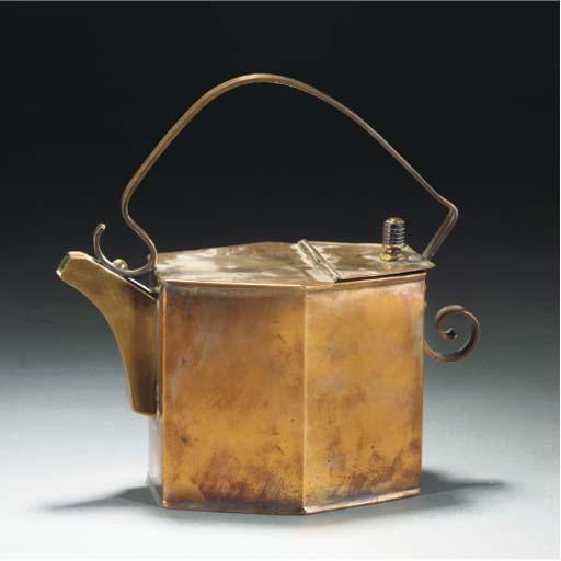 A Benham and Froud Copper Wate
