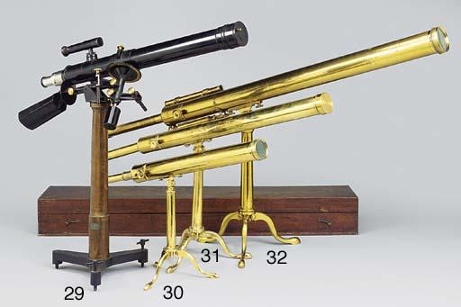 A 19th-Century brass 2-inch ta