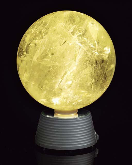 A high quality rock crystal sp