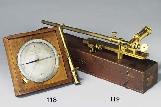 An unusual 19th-Century lacque