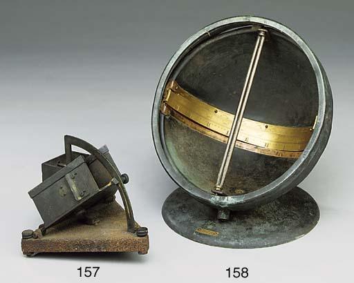 A 20th-Century Homan's solar c