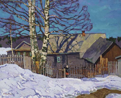 Yuri Matushevski (1930-1999)