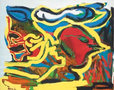 Karel Appel (b. 1921)