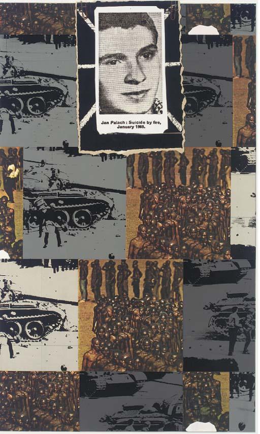 Joe Tilson (b.1928)