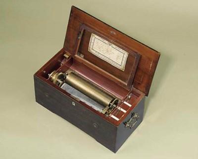 A hidden bells musical box by