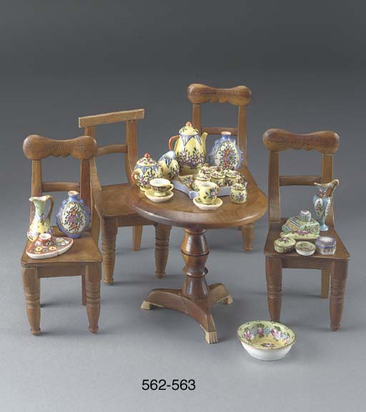 Desvres and Limoges china