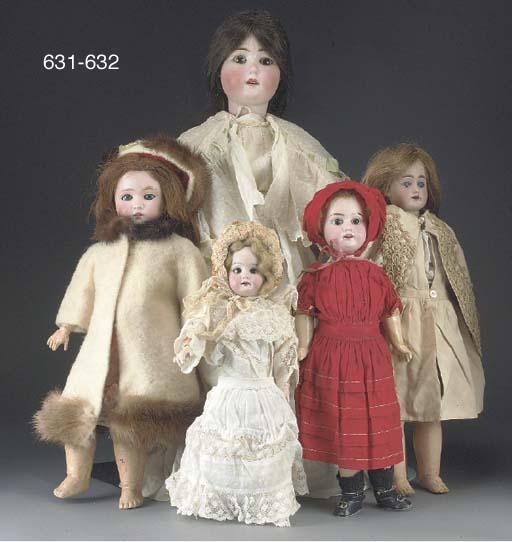 An F W Goebel Child Doll