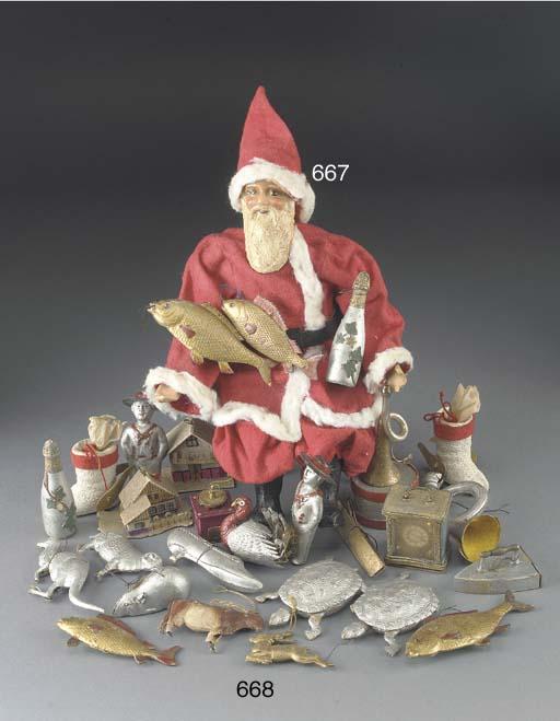 Dresden press-card Christmas D