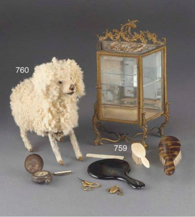 A clockwork poodle