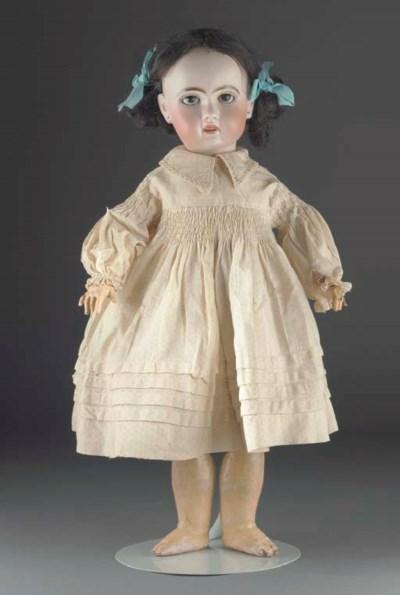 A late 1907 Jumeau bébé