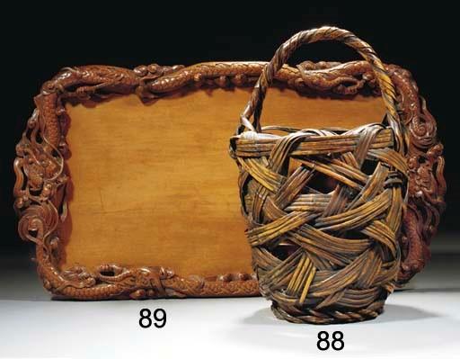 A Chinese rectangular wooden t
