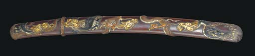 A tanto, 19th century