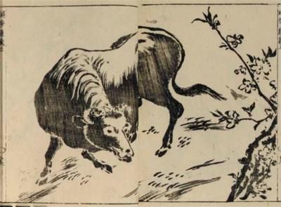 Tachibana Morikuni (1679-1748)