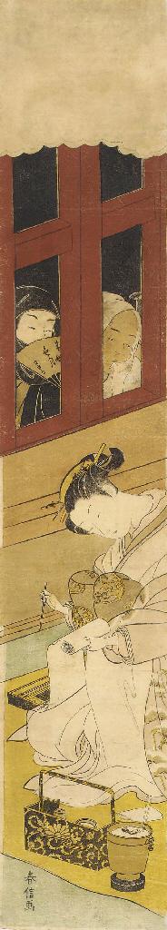 Haranobu (ca. 1724-70)