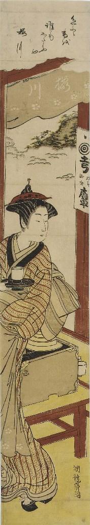 Koryusai (fl. mid-1760's to 17